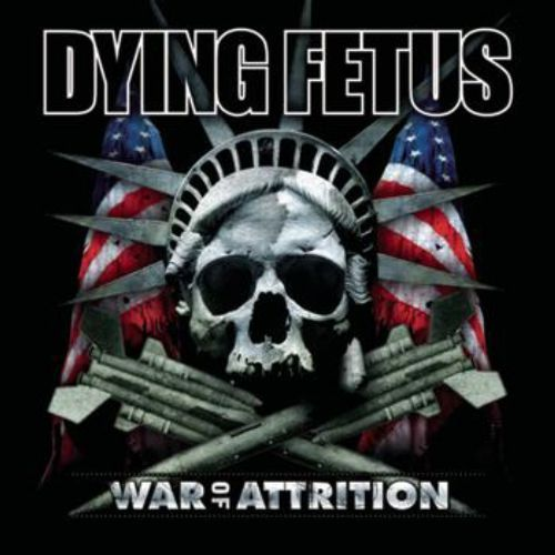 War of Attrition [CD]