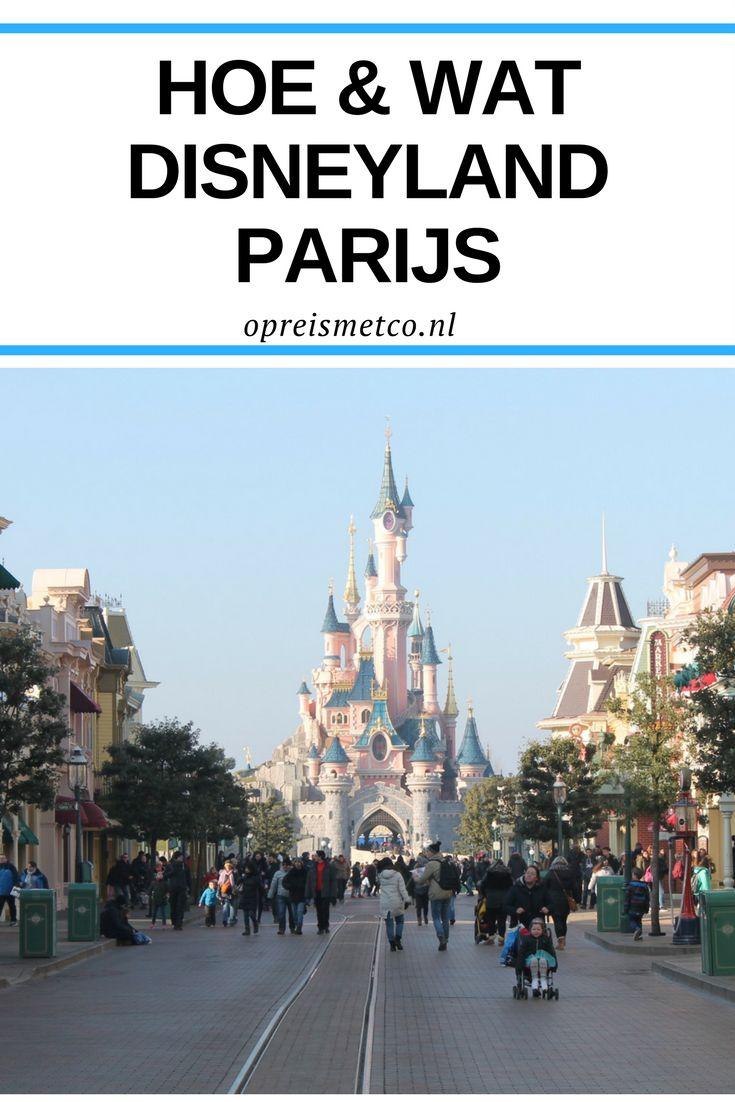 Hoe & wat: Disneyland Parijs. Mijn reistips voor een trip naar Disneyland Parijs, met informatie over vervoer, verblijf en tickets.