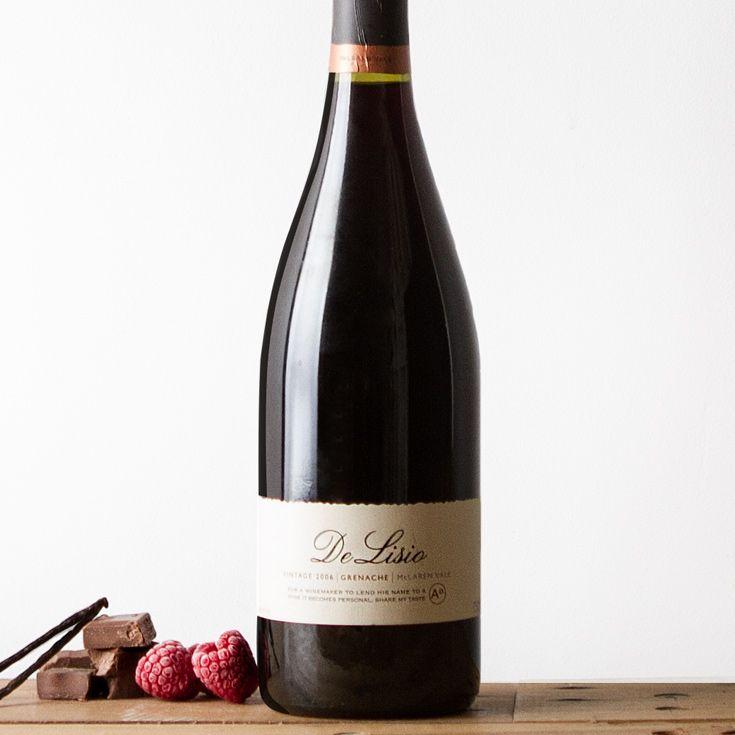 De Lisio Shiraz 2006 #delisio #grenache #wine #photography #vinomofo