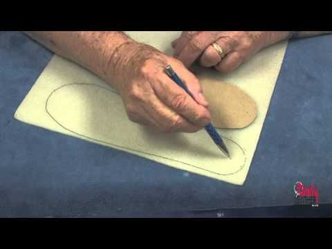 Crepe Rubber Sole Sheets #3458 - YouTube