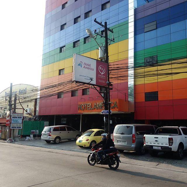 Hotel America Angeles City #philippines #angelescity #pampanga  #travel #hotels #hotelamerica