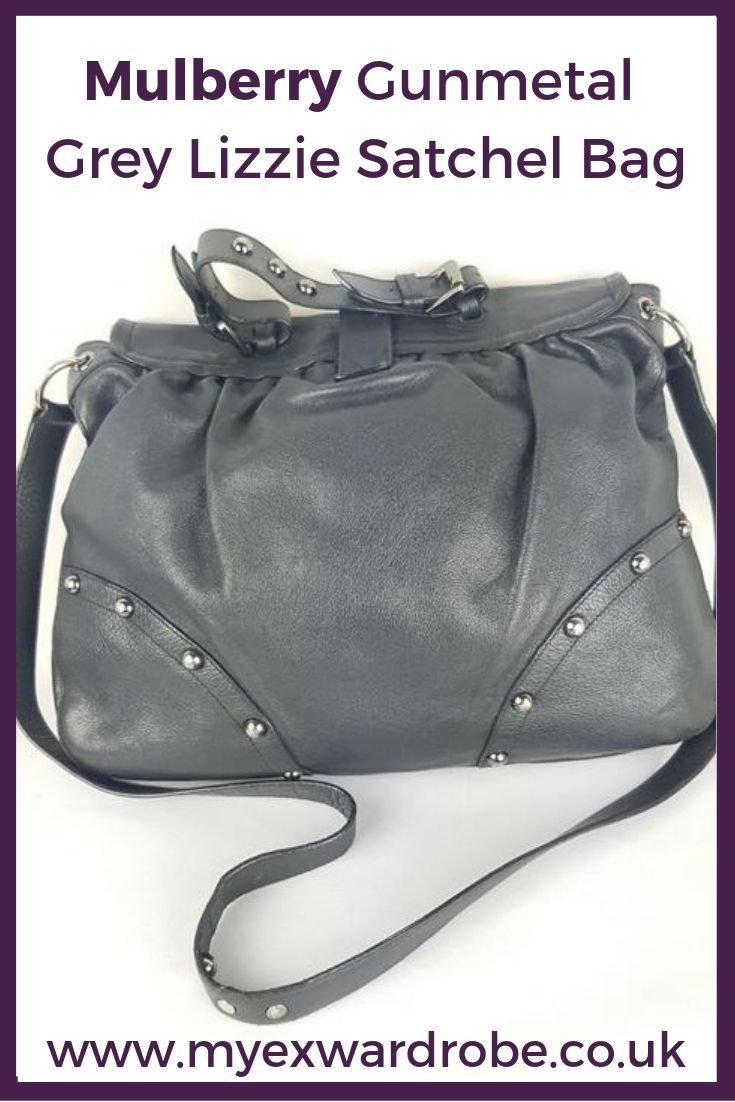 4d3e008842 Stylish soft leather hobo bag is an affordable second hand designer bag by  Mulberry in the