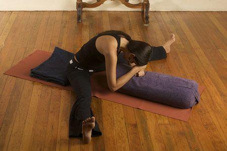 yin yoga  dragonfly pose  yoga  pinterest