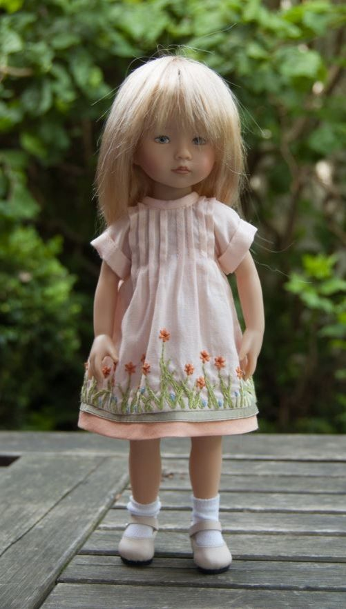"30th Anniversary Dress ""Thelma"" Set 24cm/10"" Boneka/Plusczok Doll fashion www.mydollbestfriend.co.uk"