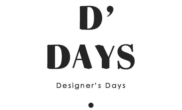 Les #ddays14 sur http://hommedeco.fr