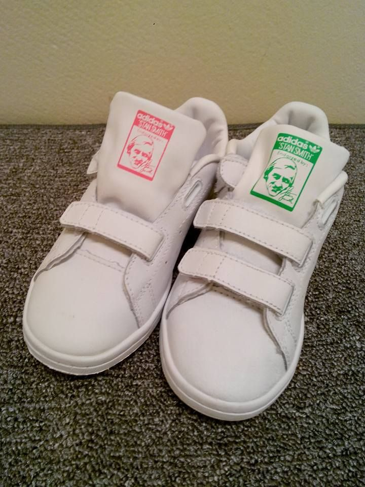 Adidas Stan Smith for your kids | #Adidas #Shoes #Fashion #Footwear #