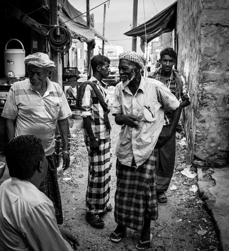 Hadibo market, Socotra, Yemen by Alex Zeverijn