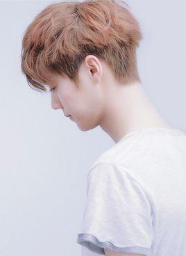 Model Rambut Korea 2020 : model, rambut, korea, LuHan, #LuHan, Korean, Hairstyle,, Asian, Hair,, Hairstyle