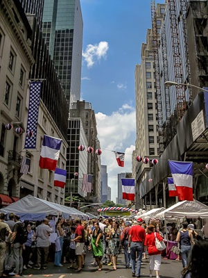 bastille day nyc restaurants