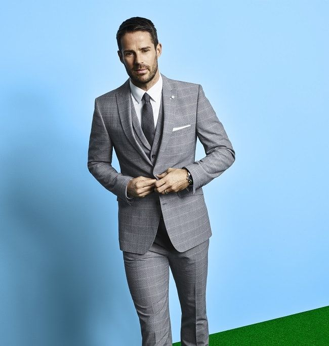 Raising money for Prostate Cancer UK via a Keepy Up Challenge we speak to Burton Menswear's new face of the brand Jamie Redknapp.