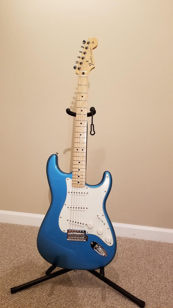 New Mexican Fender Strat