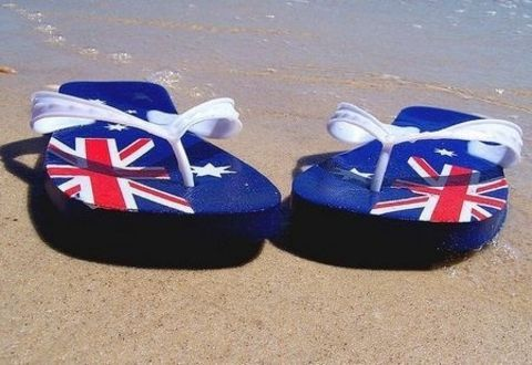 Savvy Glove Trotter Tatyana Leonov: celebrating Australia Day overseas - Yahoo!7 - Totaltravel