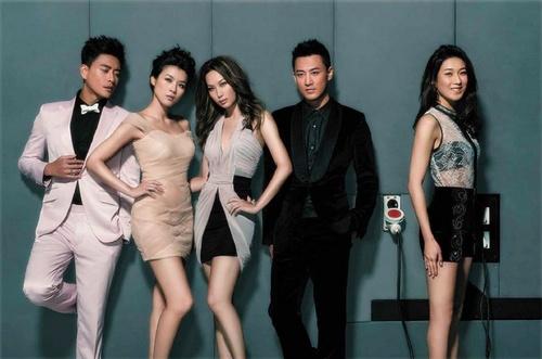 All time favourite: 黄宗泽Bosco Wong, 陈茵微Aimee Chan, 徐子珊Kate Tsui, 林峰Raymond Lam, 锺嘉欣Linda Chung