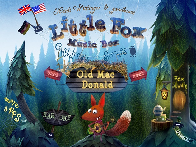 Little Fox Music Box Review  http://www.sweetkidsapps.com/little-fox-music-box-review/