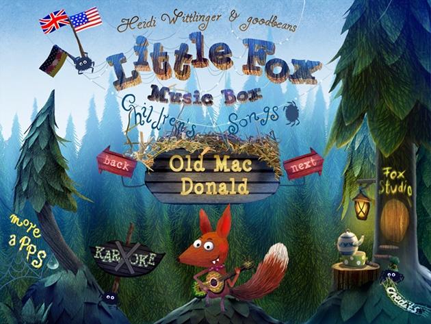 Little Fox Music Box Review  http://www.sweetkidsapps.com/little-fox-music-box-review/