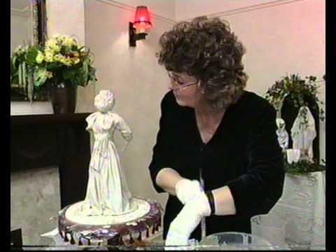 PowertexCreations U.S. Make your own sculpture with Powertex - Nefertiti - YouTube