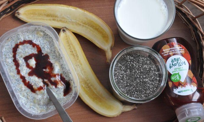Chia puding -jednoduchá snídaně pro chronicky nestíhavé