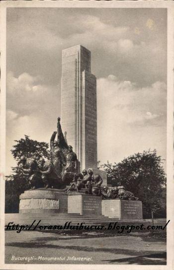 Orasul lui Bucur: Din istoria monumentelor bucureştene