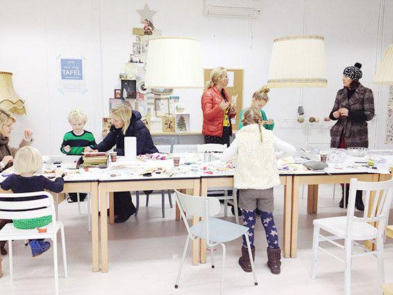 Blog about www.vanonzetafel.nl on http://www.101woonideeen.nl/blog/interview-met-krista-van-van-onze-tafel.html