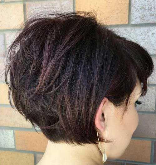 10.Classic Short Haircut