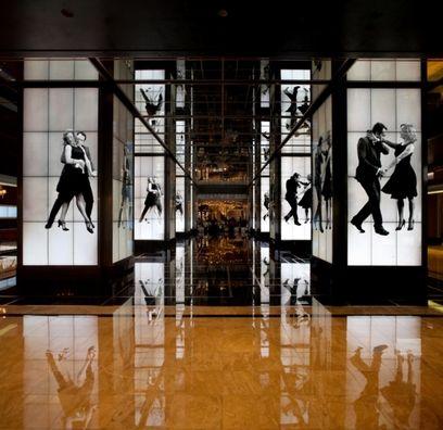 Online Interior Design - Inspired by the cosmopolitan of las vegas hotel