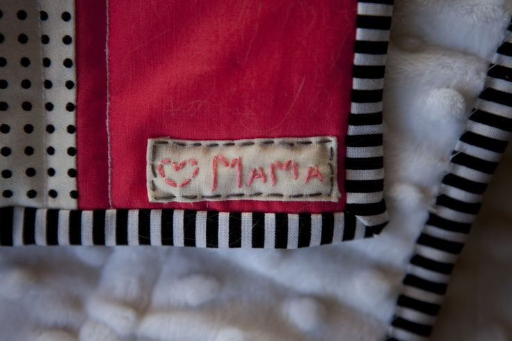 Muffins + Marathons: My quilt for Baby Girl