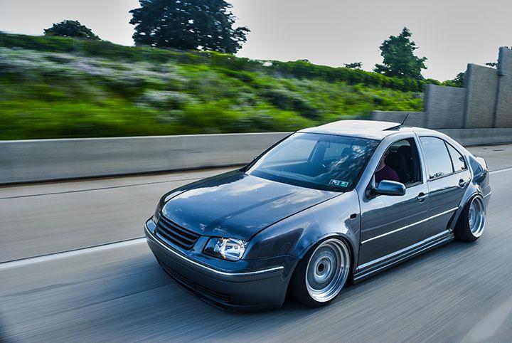 Volkswagen Jetta MK4 Ultimo Coilovers