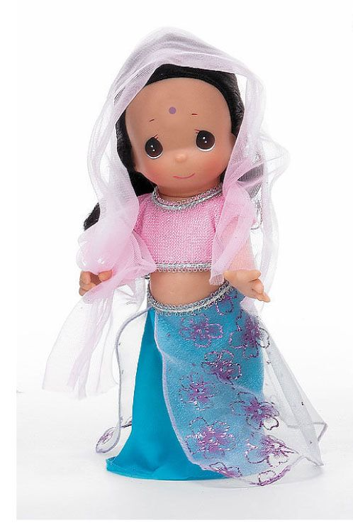 precious moments dolls | Precious Moments Co. Lavangy of India Doll, 2009