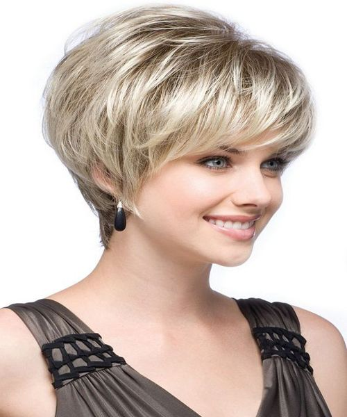 short wedge haircut