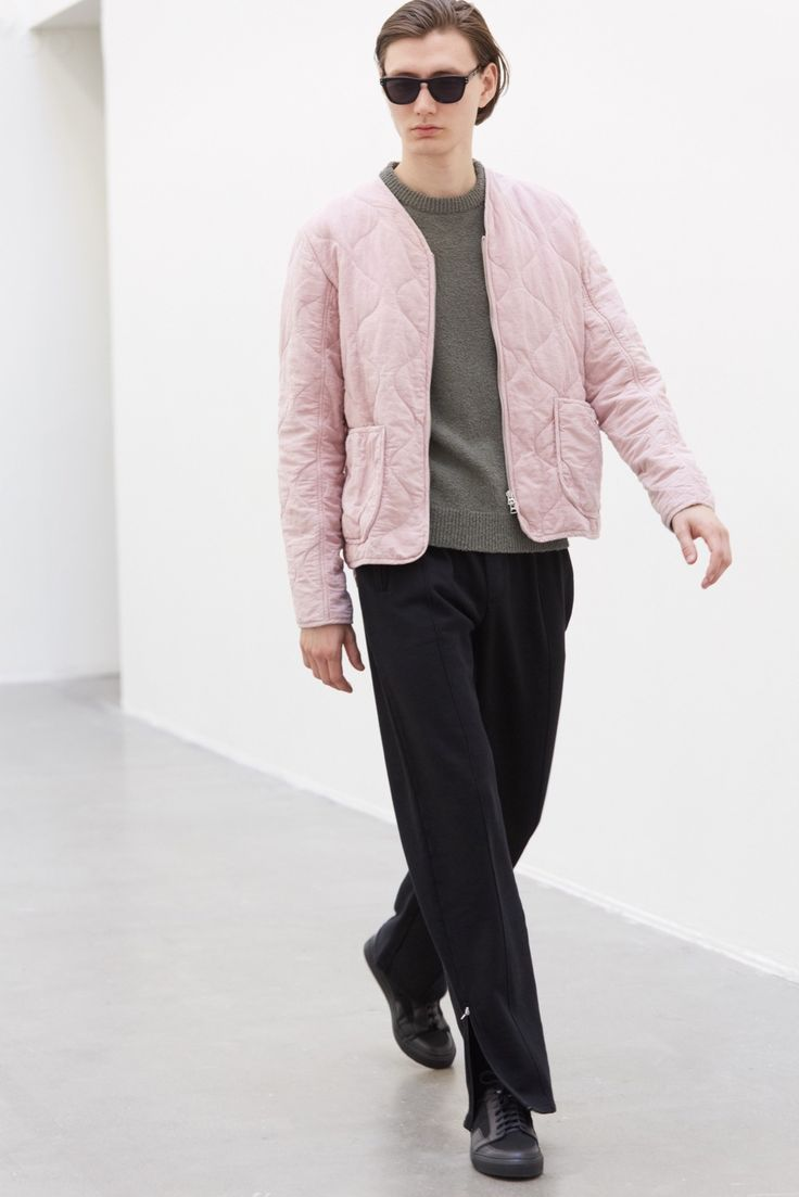 Our Legacy Spring 2016 Menswear