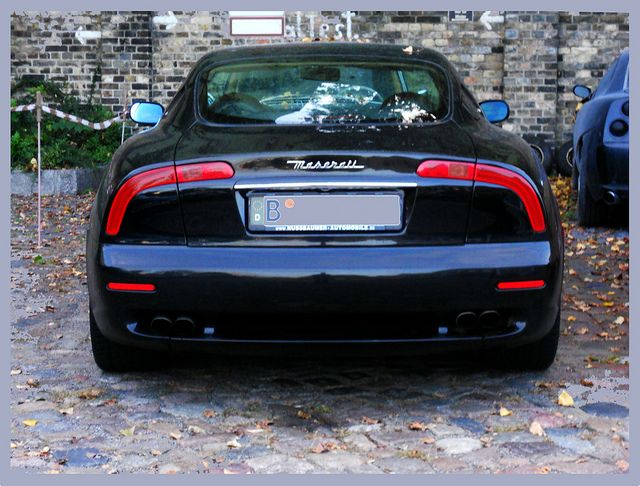 Maserati 3200 GT (1998-2001) by Transaxle (alias Toprope), via Flickr