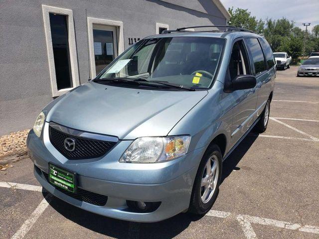 2003 Mazda Mpv Lx For Sale In Longmont Cars Com Mazda Cars Com Longmont