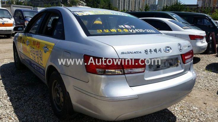 2010 Hyundai Sonata Transform LPG good car call me
