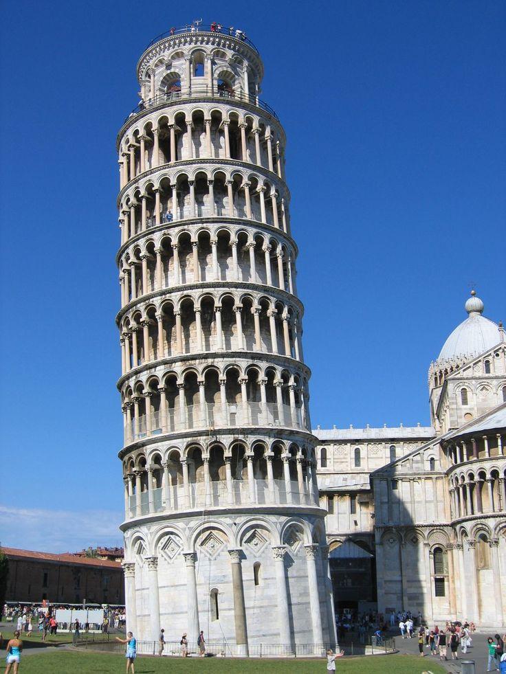 campanile di pisa