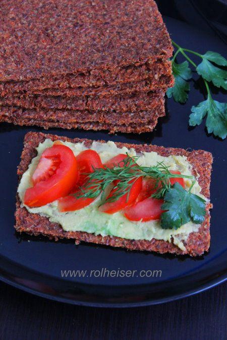 сыроедческие хлебцы из морковного жмыха фото