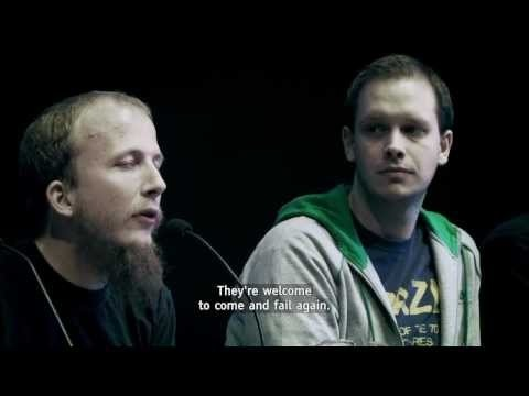 Trailer for the upcoming documentary TPB AFK about the founders of the filesharing site the Pirate