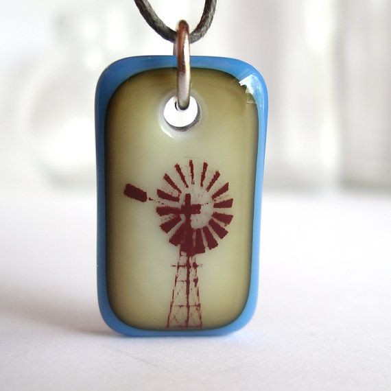 I had a great experience with this Etsy seller, and her fused glass jewelry is gorgeous.