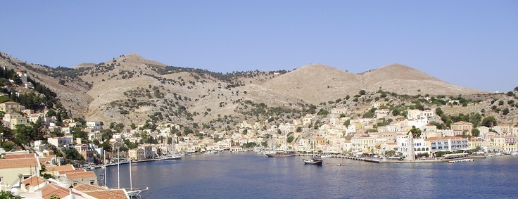 Simi, Dodekanisa, Greece