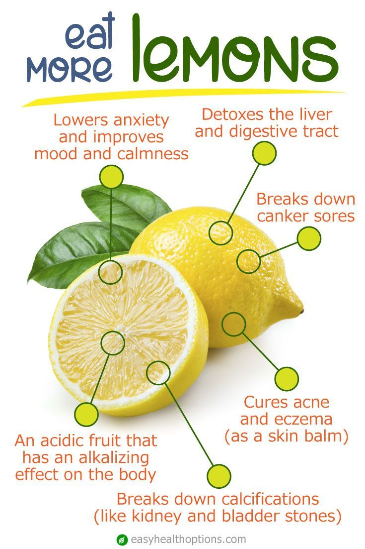 When life gives you lemons, you can make lemonade and a whole lot more. From treating acne and eczema to detoxing your liver, the lemon has long been known for its antibacterial, antiviral, and immune-boosting powers.