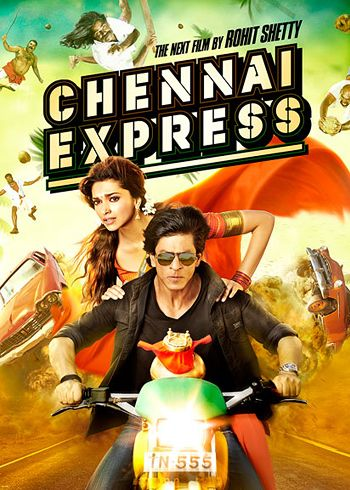 Chennai Express is the highest on the movie-on-demand service!