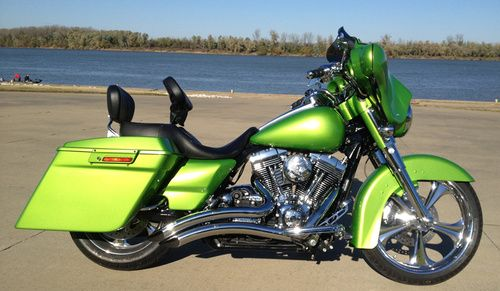 2010 harley davidson custom street glide for sale, Price:$18,500. Owensboro, Kentucky