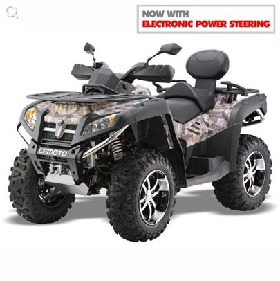 Road Legal Farm Quad X8 Facelift EFI 4x4 For more info please click on: http://www.fresh-group.com/quad-bike.html