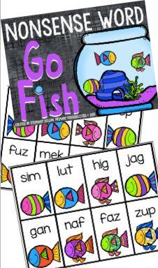 Primary Possibilities: 10 Ways to Practice Nonsense Words for DIBELS!