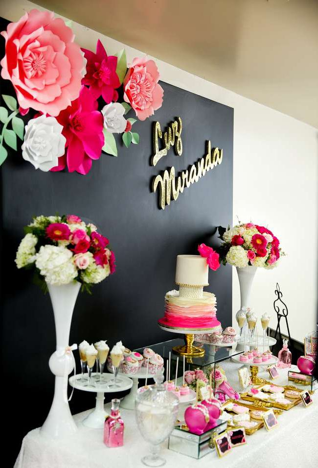 15 Chic, Sophisticated, Not-at-All Cheesy Baby Shower Ideas #RueNow