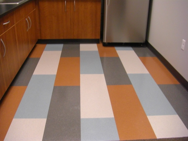 Kitchenette Floor Tile Vinyl Designs Pinterest