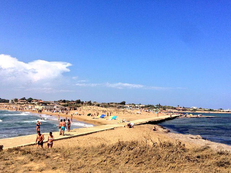 Isola delle correnti #siracusa