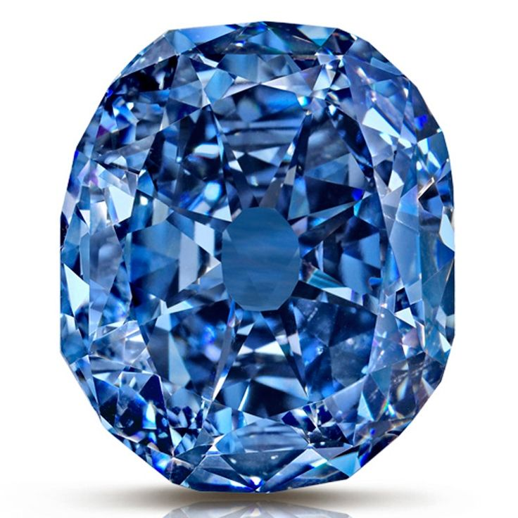 The Largest Natural Fancy Deep Blue, Internally Flawless Diamond in the world