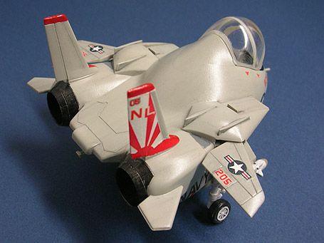 たまごひこーき F-14トムキャット