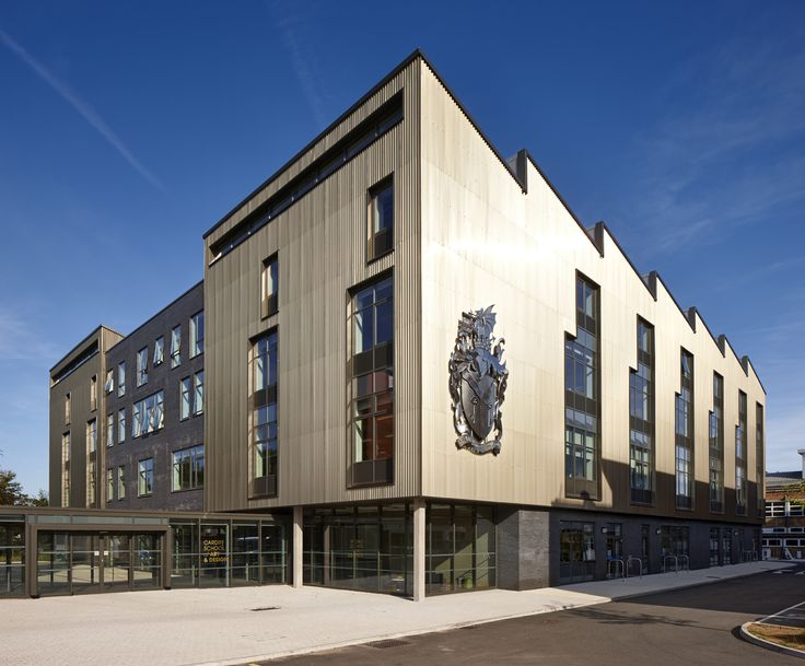 The 2015 Welsh Architecture Awards: Cardiff School of Art and Design by Austin-Smith:Lord LLP