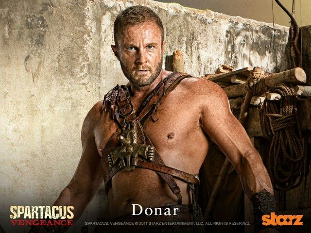 Pin on Spartacus